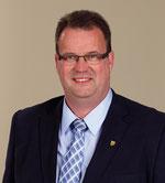 Dr. Heiko Haaz, Parteivorsitzender des CDU-Stadtverbandes Neukirchen-Vluyn