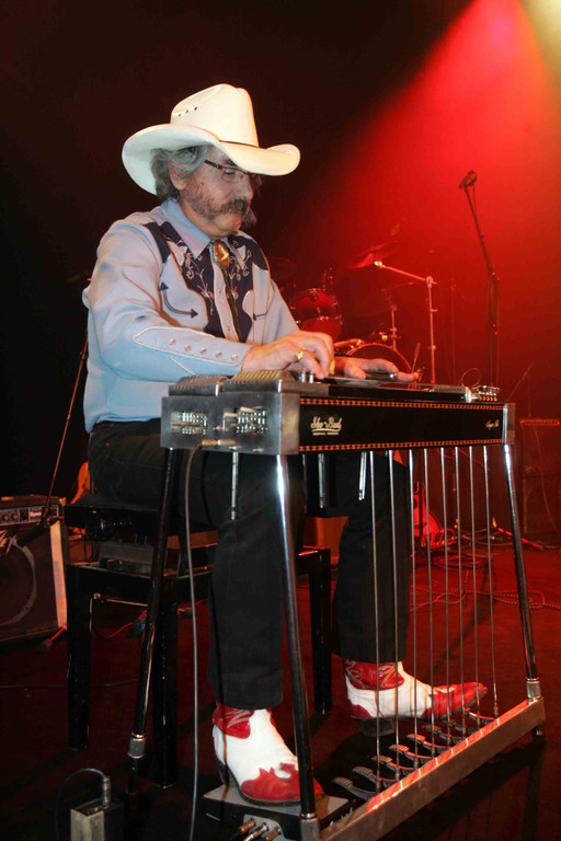 Pedal Steel Guitare