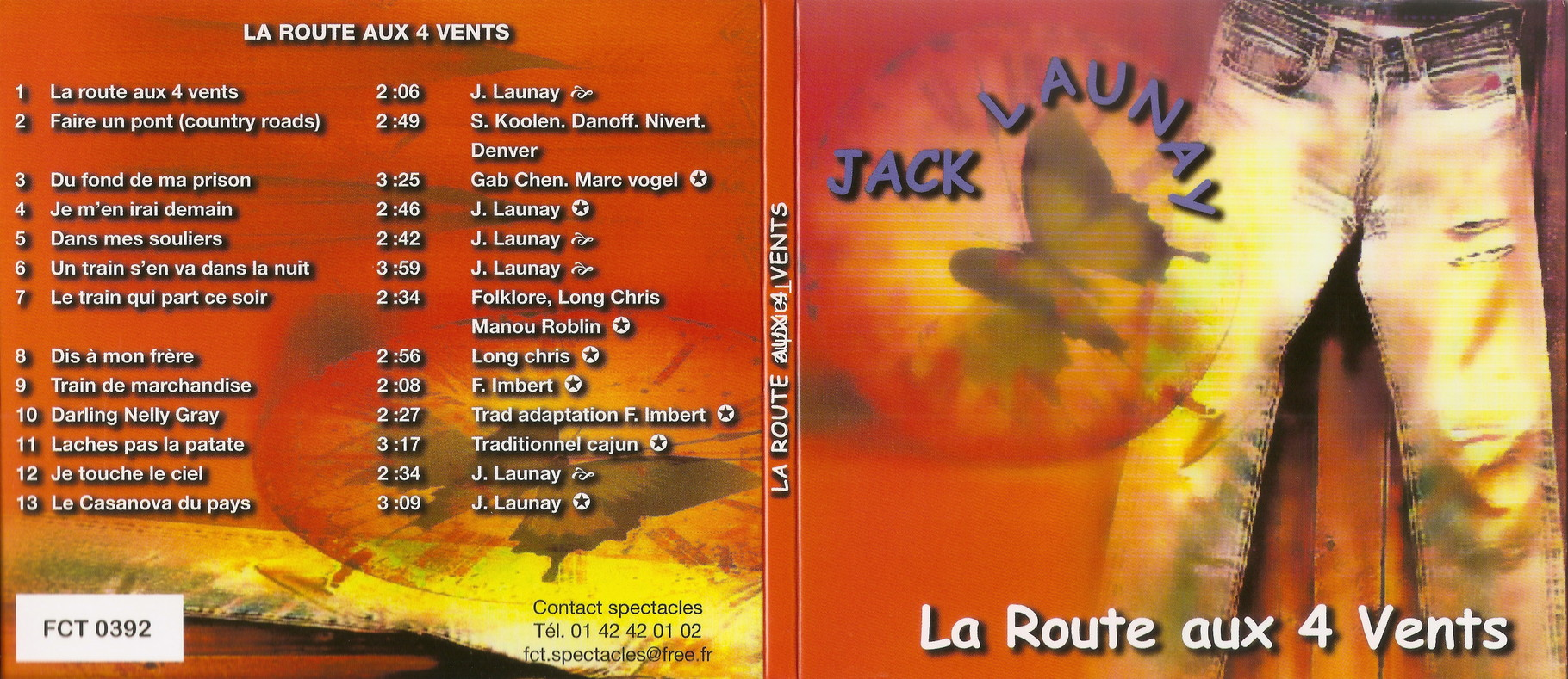 Musique folk country