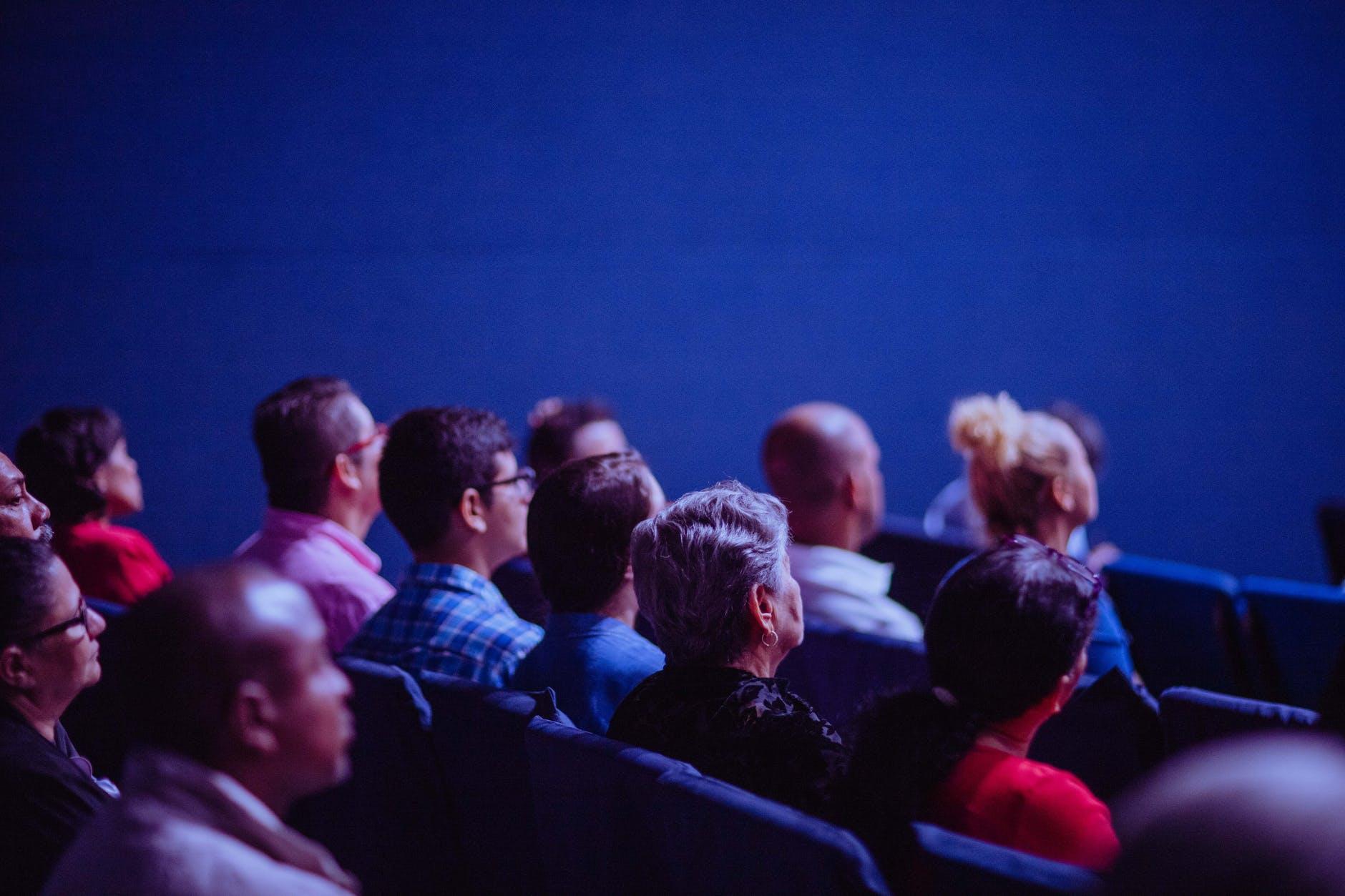 Cinéma: le retour!