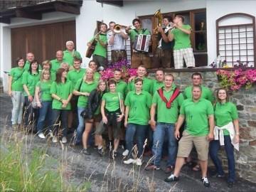 FAN-Fahrt nach Fiss in Tirol