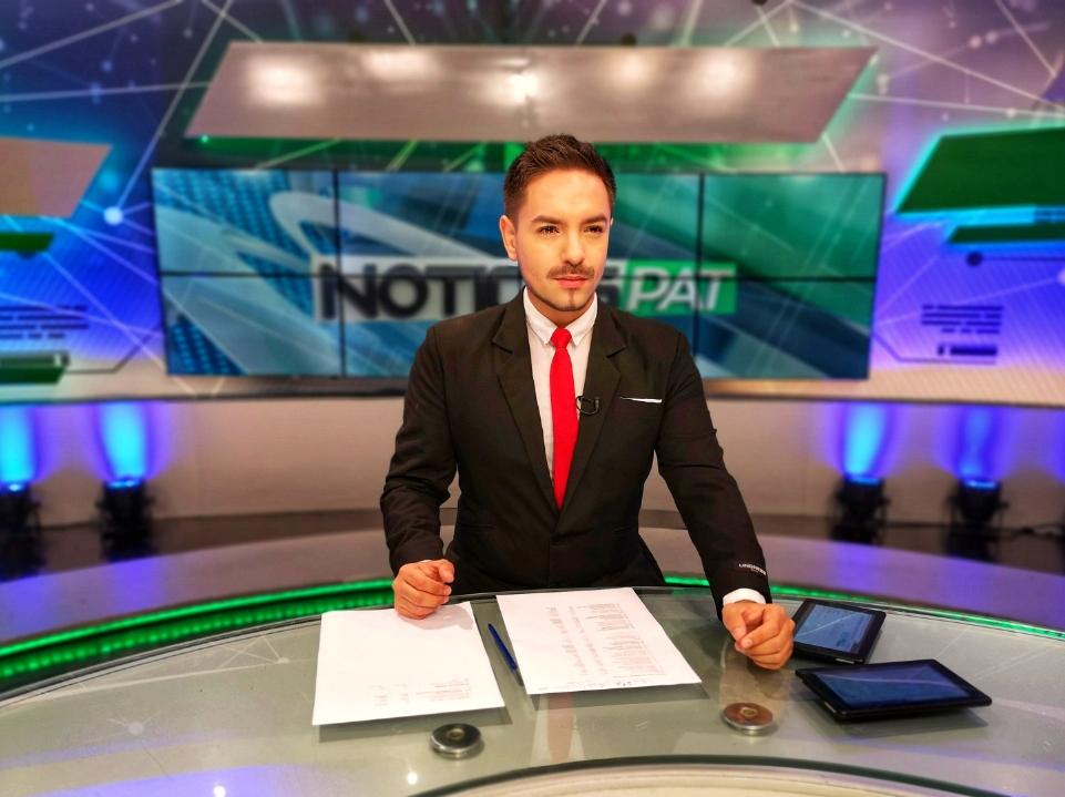 Presentando Noticias en la RED PAT
