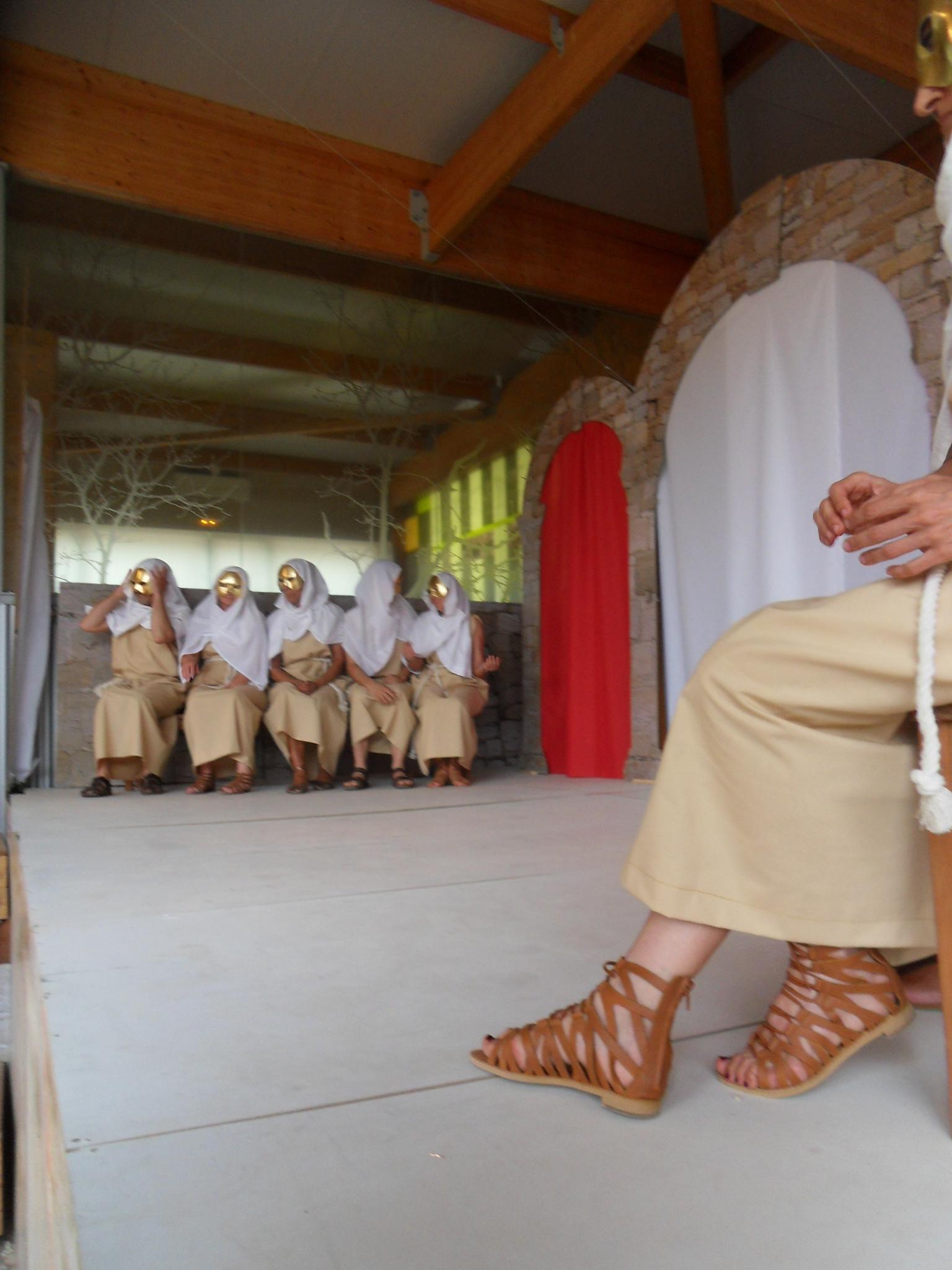 Ópera Cásina: Estreno absoluto en la Villa romana La Dehesa