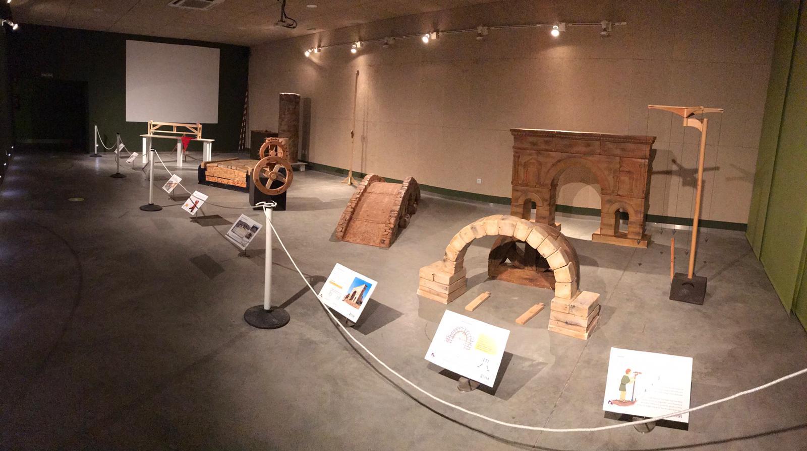 Sala de ingeniería romana