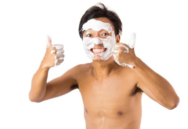 ノンエーの正しい洗顔方法