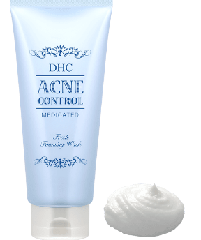 ノンエーとDHCアクネコントロール洗顔フォームの特徴比べ