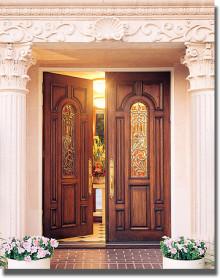 内開き玄関ドアのススメ