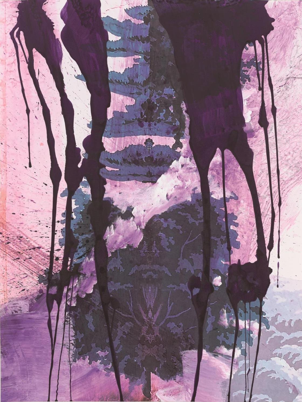 Walt Whitman V (Frozen Lake), 2016, Pigmentdruck auf Kupferdruckpapier, 97.8 x 129.8 cm, Auflage: 25 + AP, signiert, arabisch nummeriert