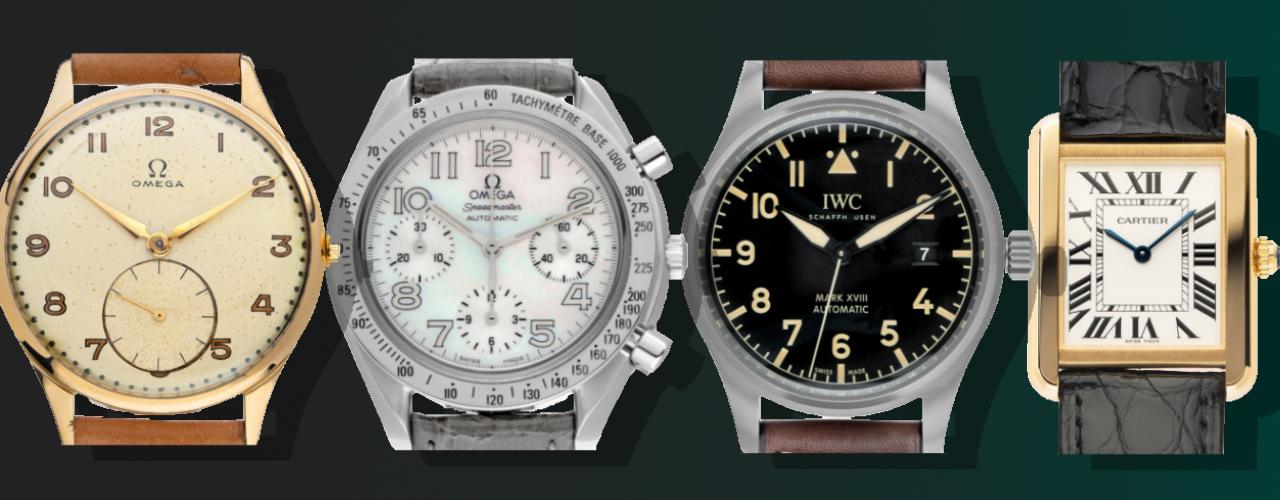 Die besten Uhren unter 4.000€