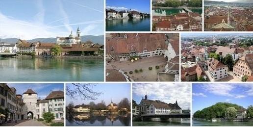 Fotos und Infos Tourismus Region Solothurn