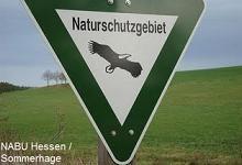 NABU-Schutzgebietsbetreuer kümmern sich um wertvolle Lebensräume