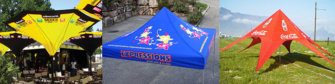 Tents, Canopies, Umbrellas