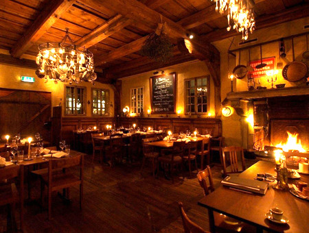 Umbau Restaurant Grottino 1313, (Bild: Sinnvoll Gastro)