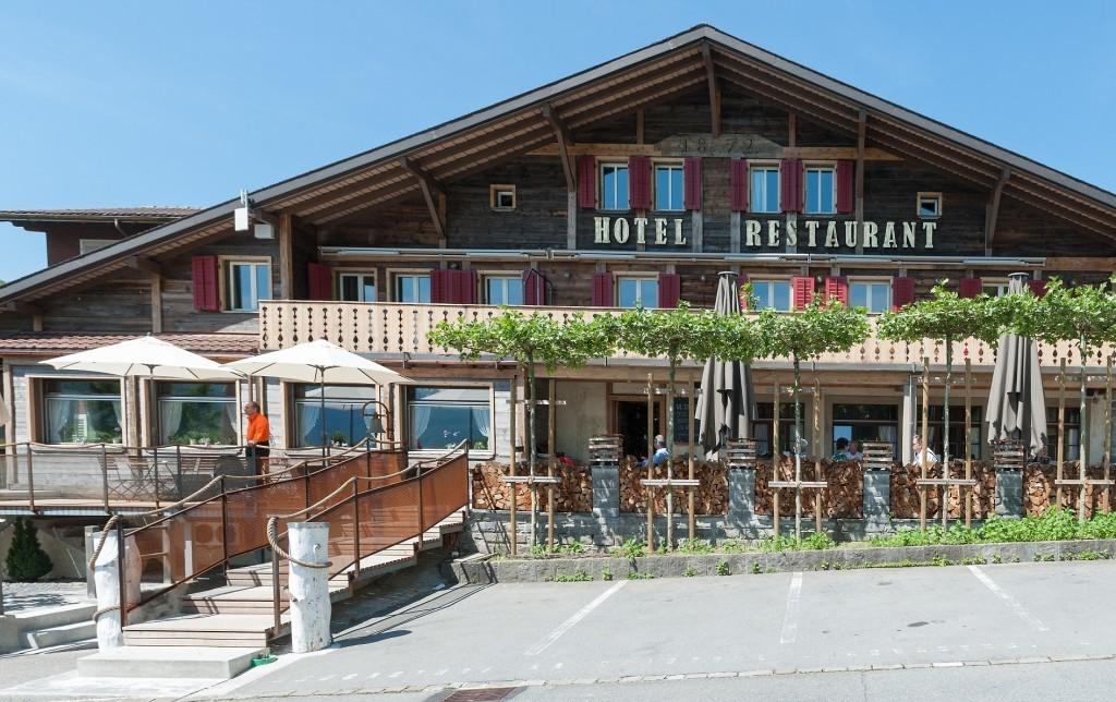 Umbau Hotel Kaiserstuhl
