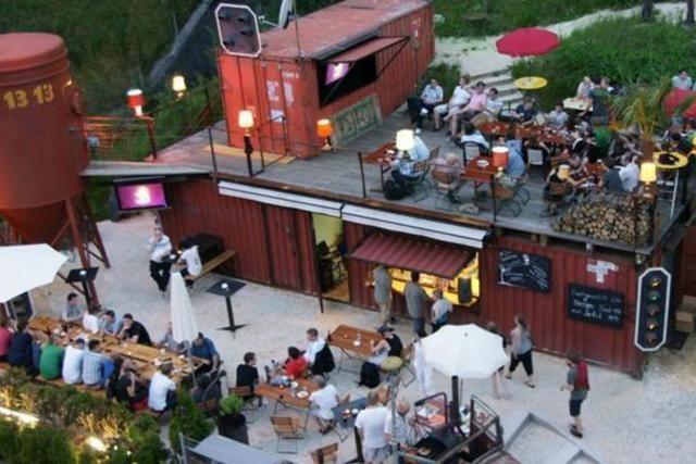 Umbau Restaurant Gartenhaus 13