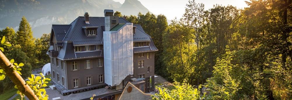 Umbau Wetterhorn Hasliberg, (Bild: Sinnvoll Gastro)