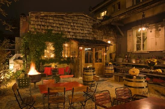 Umbau Restaurant Grottino 1313
