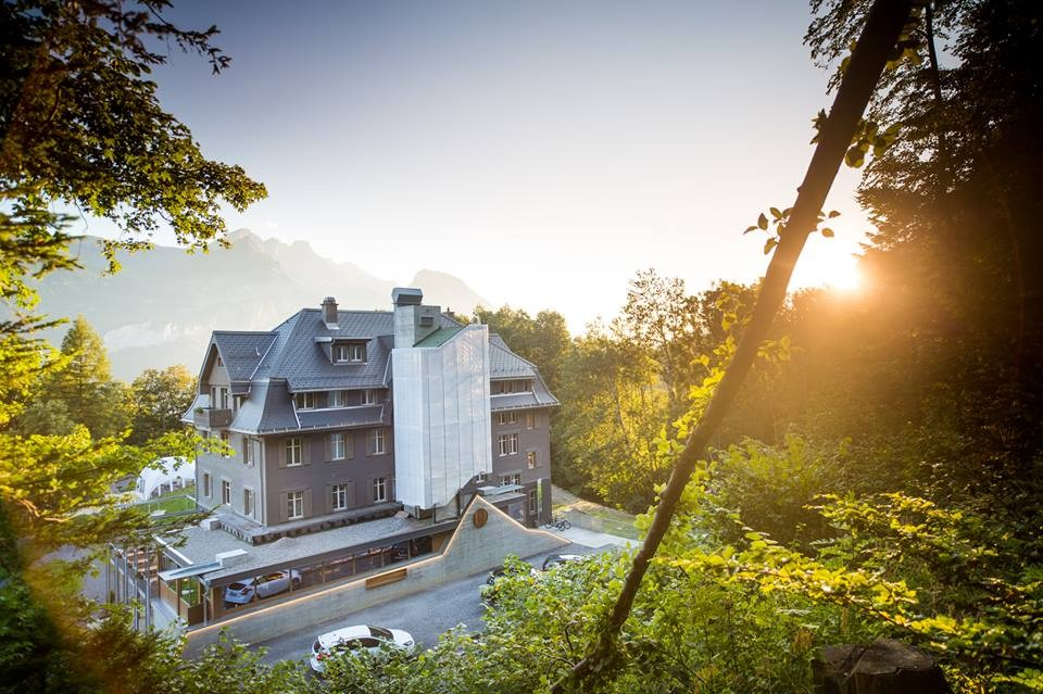 Umbau Wetterhorn Hasliberg