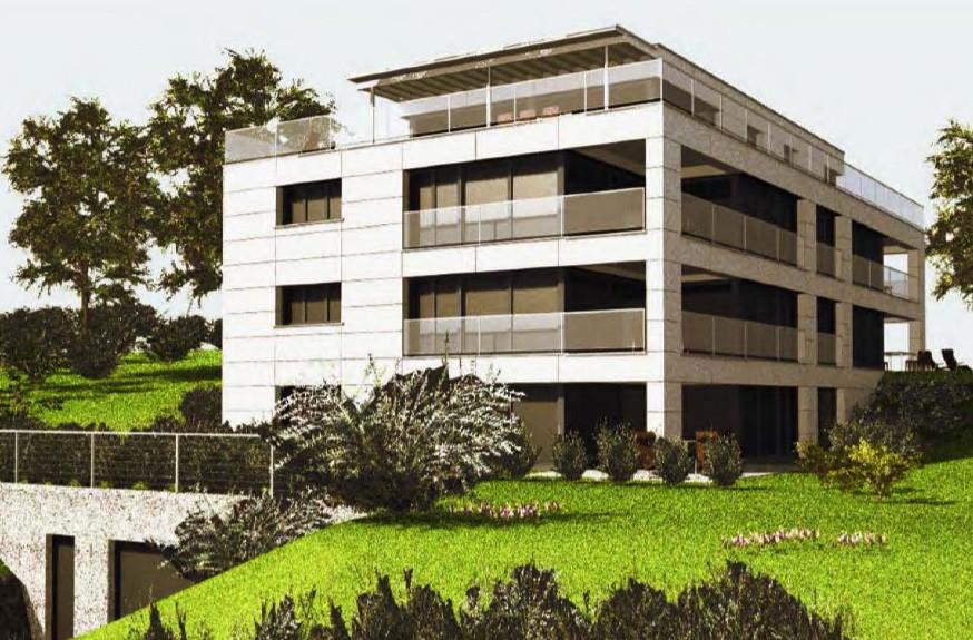 Neubau Reinach, (Bild: Archimmo GmbH)