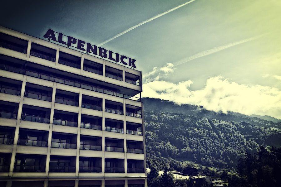 Umbau Restaurant Hotel Alpenblick Weggis