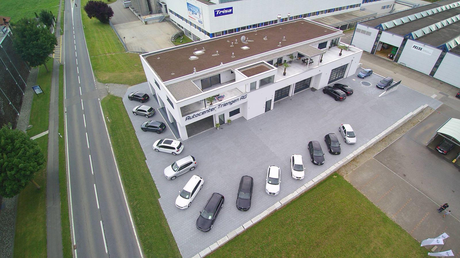 Autocenter Triengen, (Bild: Anrotec GmbH)