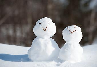 冬のモデルコース