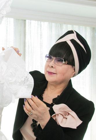 桂由美さん