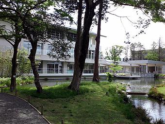 マースガーデンウッド庭園