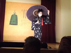 琉球舞踊その2