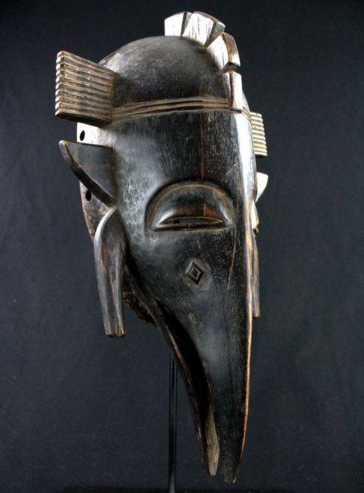 Maschera uccello Kulango