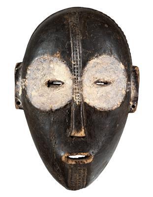 Maschera Ngbaka conosciuta come Dagara