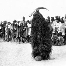 Foto del 1912 dell'antropologo Leo Frobenius