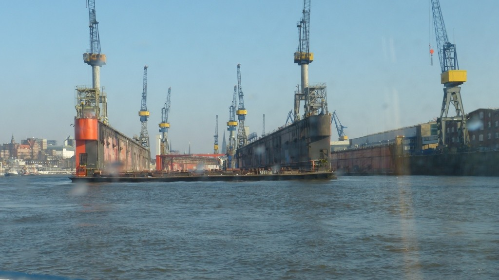 Der berühmte Dock 11