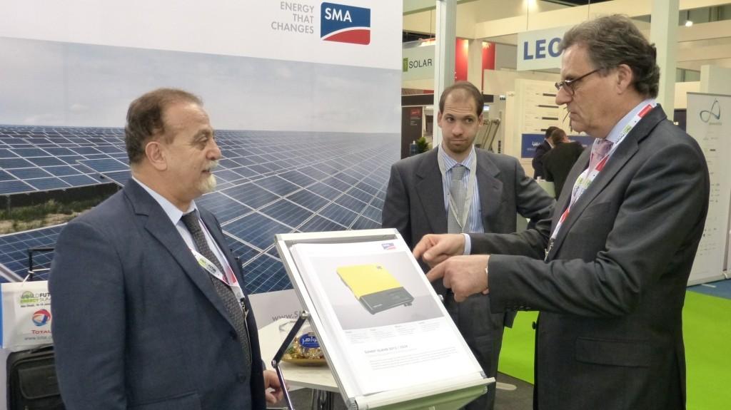 Die SMA Solar Technology AG ist Weltmarktführer bei Solar-Wechselrichtern.