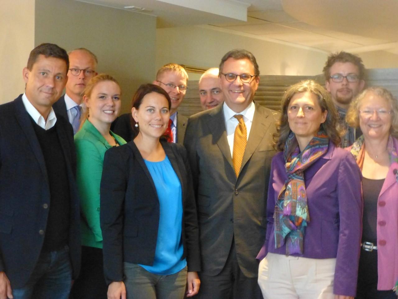 Brüssel, FDP-Auslandsgruppe Europa