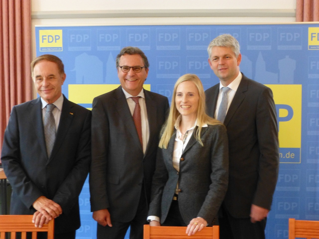 Hamm, mit Jörg van Essen, Marie-Christine Ostermann, Christoph Dammermann