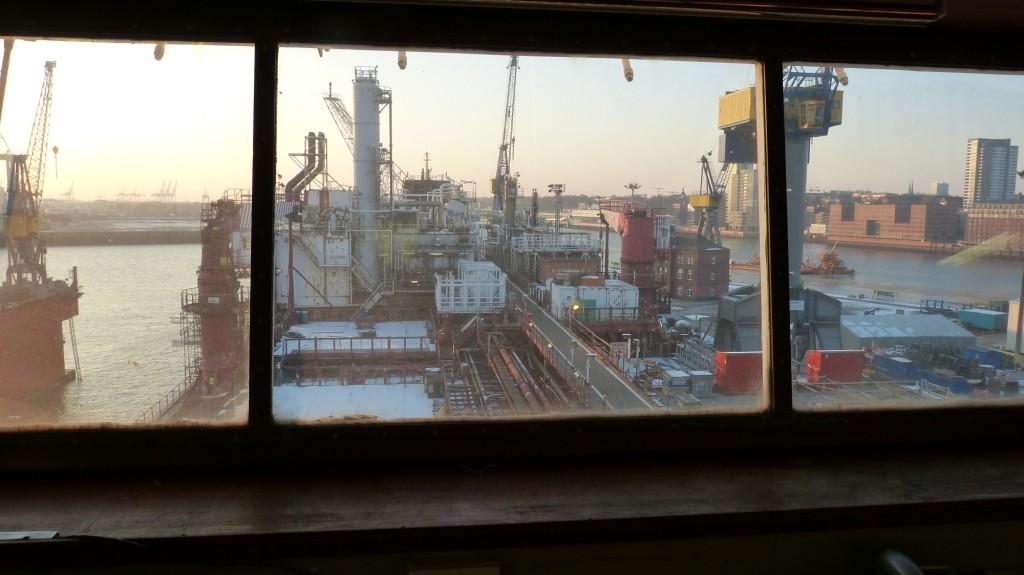 Ein 75-Millionen-Auftrag für Blohm & Voss