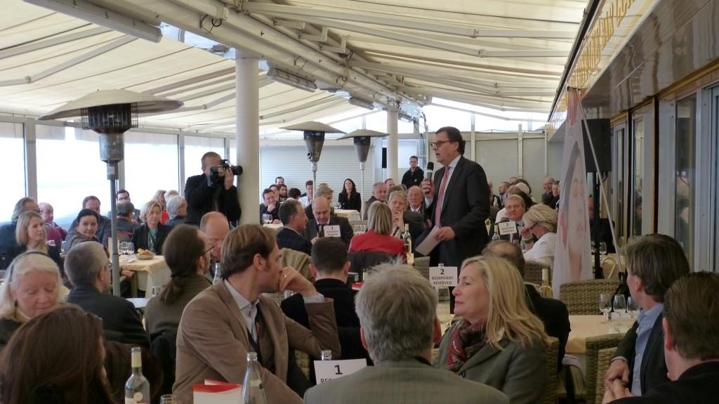 Rede beim GEMA-Lunch anlässlich der MIDEM 2012 in Cannes