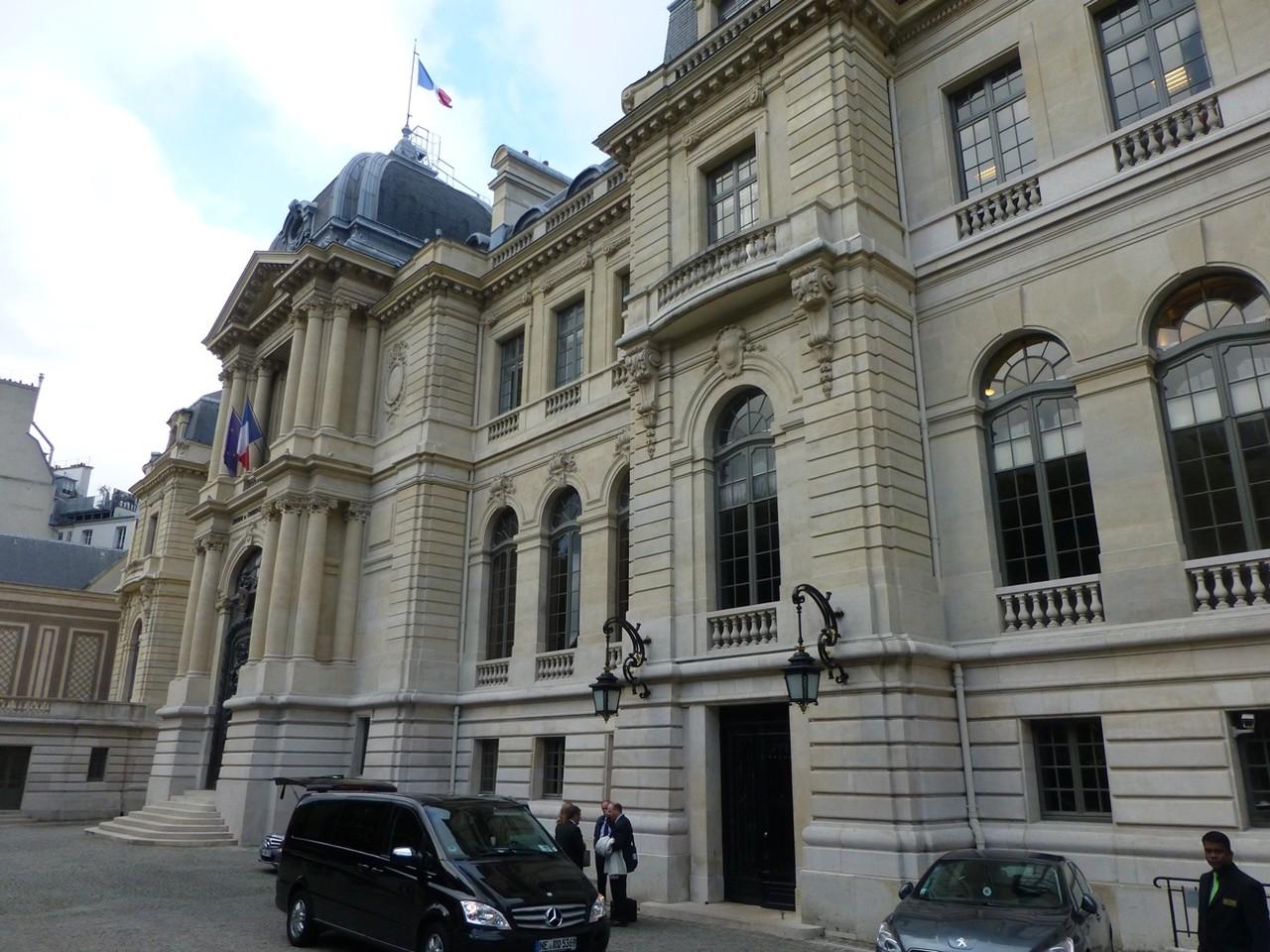 Paris, Chambre de Commerce et d'Industrie