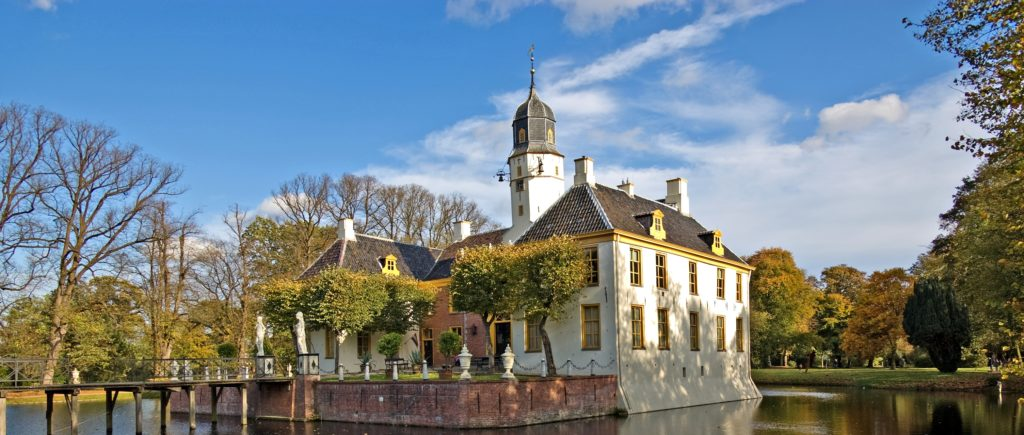 De Fraeylemaborg in Slochteren