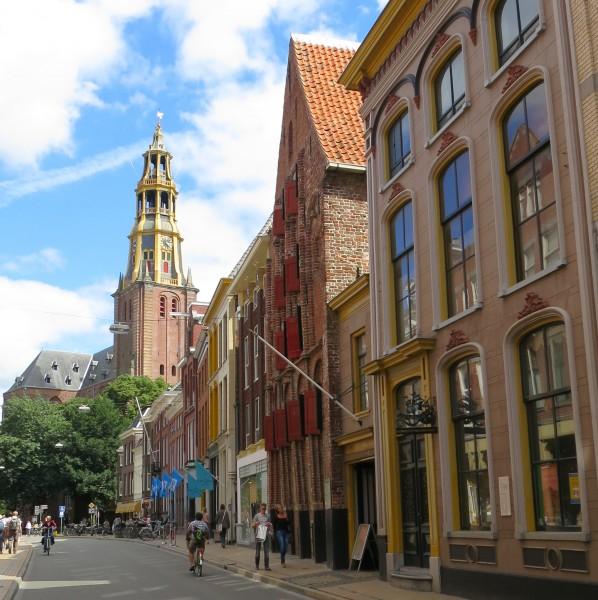 Scheepvaartmuseum in Groningen