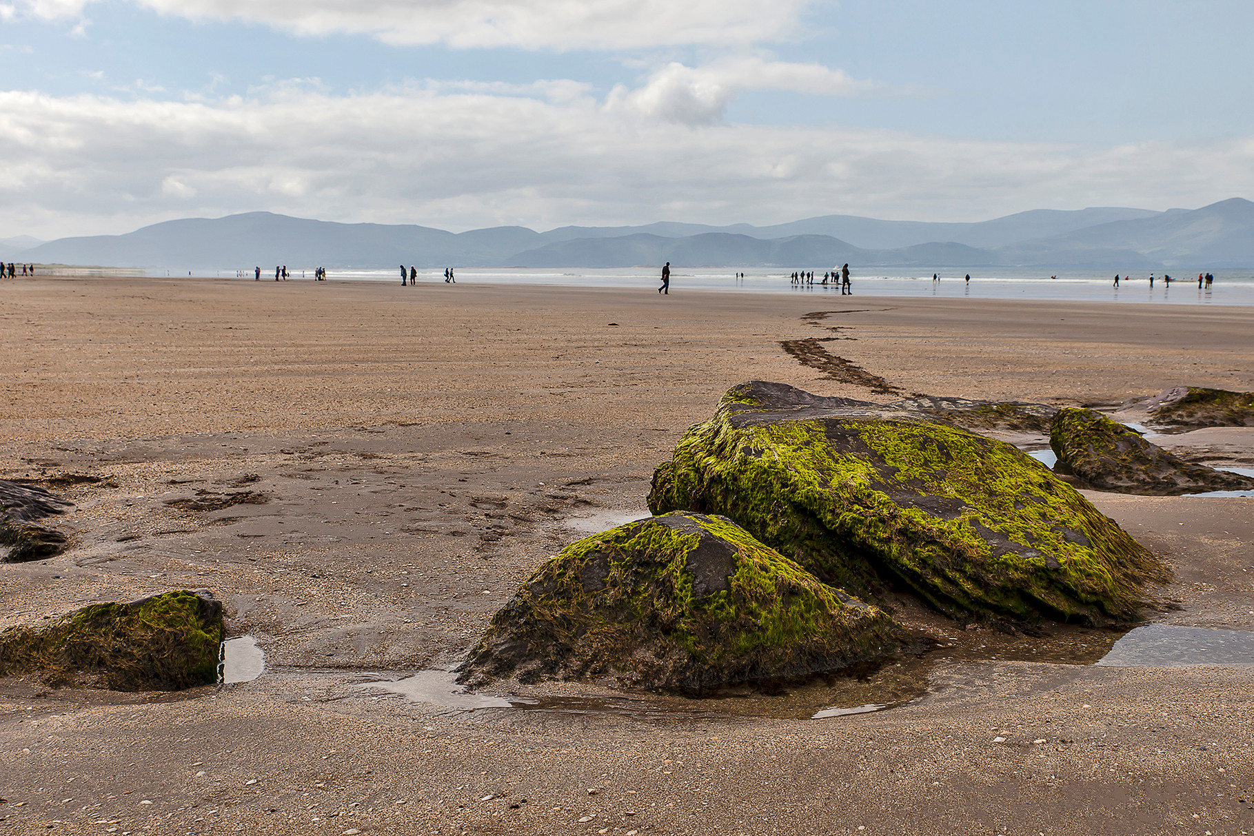 Inch beach, Dingle
