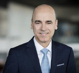 Der neue Finanzvorstand der BMW AG: Nicolas Peter (Foto: BMW Group)