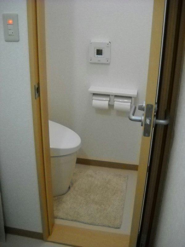 施工後 トイレ1