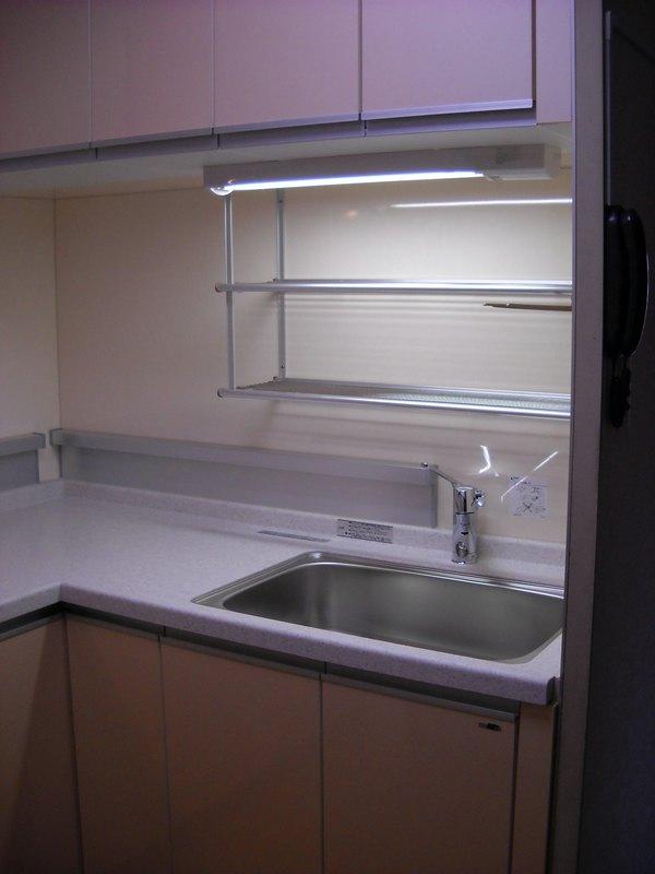 施工後 キッチン3