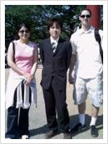鎌倉市大船の英語教室、ユリシーズ英語・英会話の「外国人観光客鎌倉案内イベント」