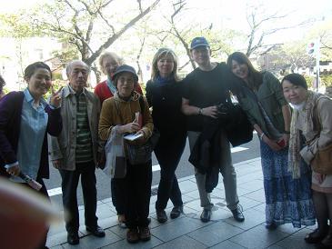 大船のユリシーズ英語・英会話のイベント(外国人観光客鎌倉案内)