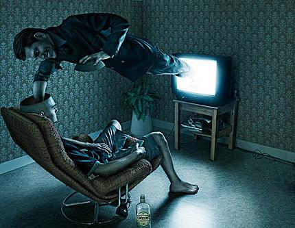 Télévision-->Télédandager