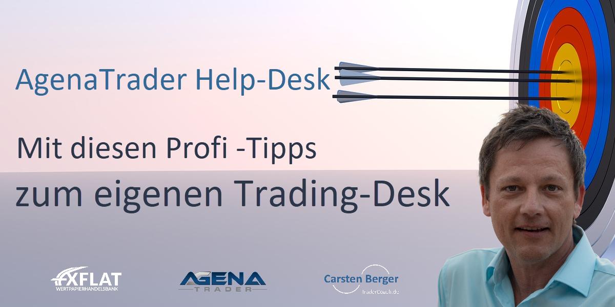 Mit diesen 8 Profi-Tipps zum eigenen Trading-Desk