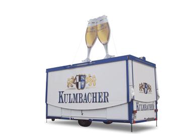 Kulmbacher Wagen Gläser